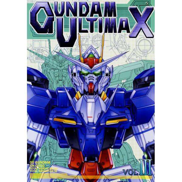 GUNDAM ULTIMAX 03 [シャトーダッソー(S.SHIMIZU)] ガンダム