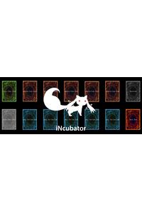 カードゲーム(遊戯王etc)用プレイマット No.02「QB(キュゥべえ)」