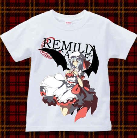東方Tシャツ・レミリア(Mサイズ)