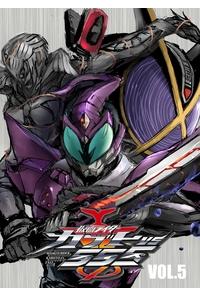 仮面ライダーカブトvs555 vol.5