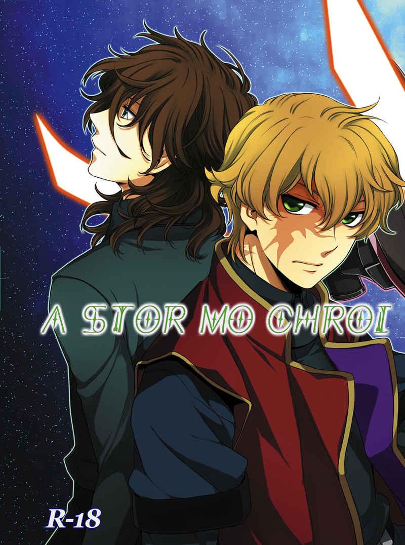 A Stor Mo Chroi [青砥屋(雨野とりせ)] 機動戦士ガンダム00