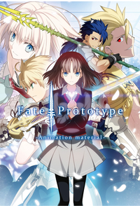 Fate/Prototype -Animation material-