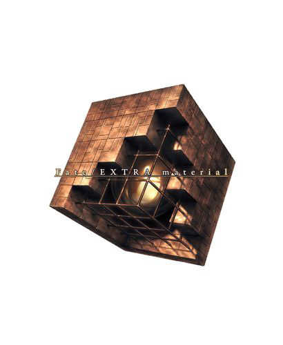 Fate/EXTRA material 初回限定版