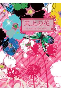 天上の花-Lycoris radiata-