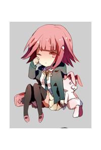 『七海ちゃん』キーホルダー【paz先生】