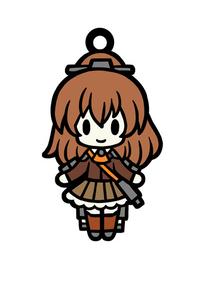 艦娘携帯ストラップ18 熊野