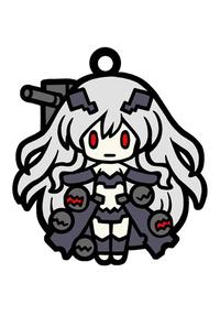 艦娘携帯ストラップ21 泊地棲姫