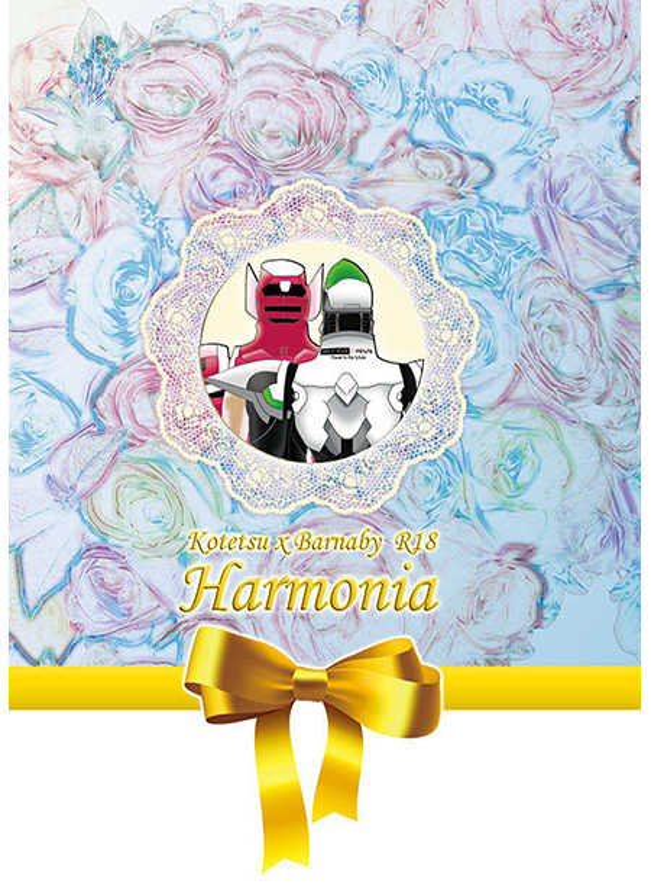 Harmonia [緋桜流(城みづき)] TIGER & BUNNY