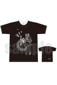 【一般販売用ID】棺姫のチャイカオリジナルTシャツ01:チャイカ・トラバント