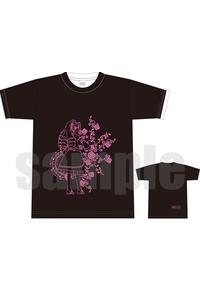 【一般販売用ID】棺姫のチャイカオリジナルTシャツ03:フレドリカ