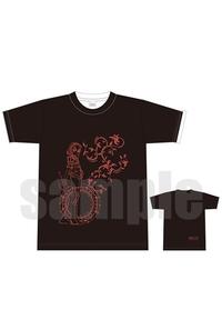 【一般販売用ID】棺姫のチャイカオリジナルTシャツ04:チャイカ・ボフダーン