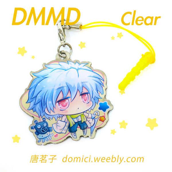 DMMD 【クリア】 金属ストラップ