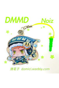 DMMD 【ノイズ】 金属ストラップ