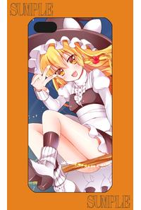 「霧雨魔理沙」iPhone(5/5s)ケース