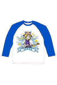 PUNK IT! SUWAKO! ラグランTシャツ(L)