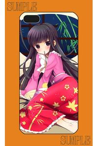 「蓬莱山輝夜」iPhone(5/5s)ケース