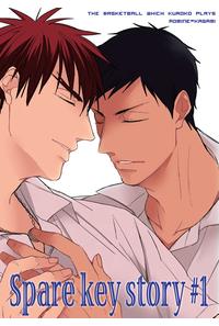 Spare key story#1