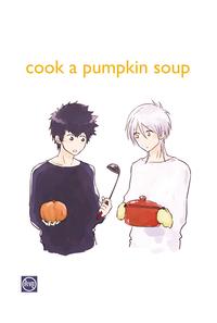 cook a pumpkin soup