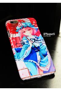 iPhone6「西行寺幽々子」ケース
