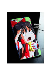 iPhone6 PLUS 「プラスチック霊夢さん」カバー