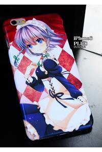 iPhone6 PLUS 「十六夜咲夜」カバー