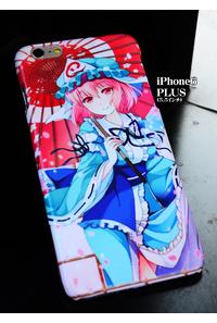 iPhone6 PLUS 「西行寺幽々子」カバー