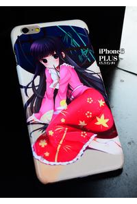 iPhone6 PLUS 「蓬莱山輝夜」カバー
