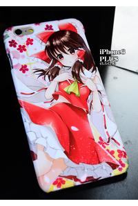 iPhone6 PLUS 「博麗霊夢」カバー