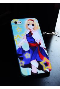 「アリス・マーガロイド」iPhone5/5sケース