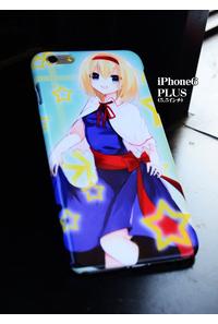 iPhone6 PLUS 「アリス・マーガロイド」カバー
