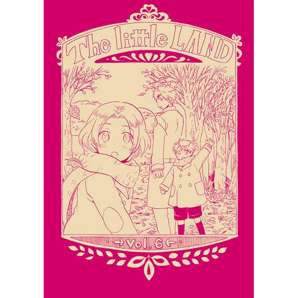 The little LAND vol.6 [ARARAGI(中村ミネ)] ヘタリア