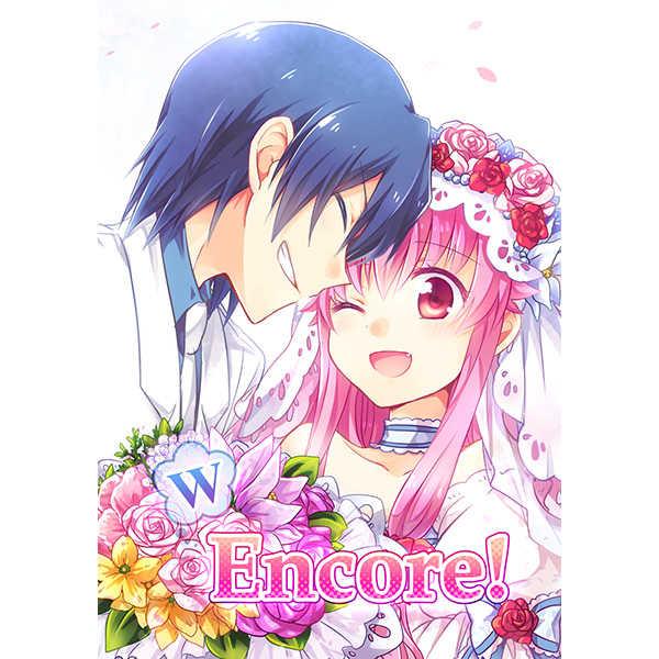 W Encore! [猫庭(紅雪)] Angel Beats!