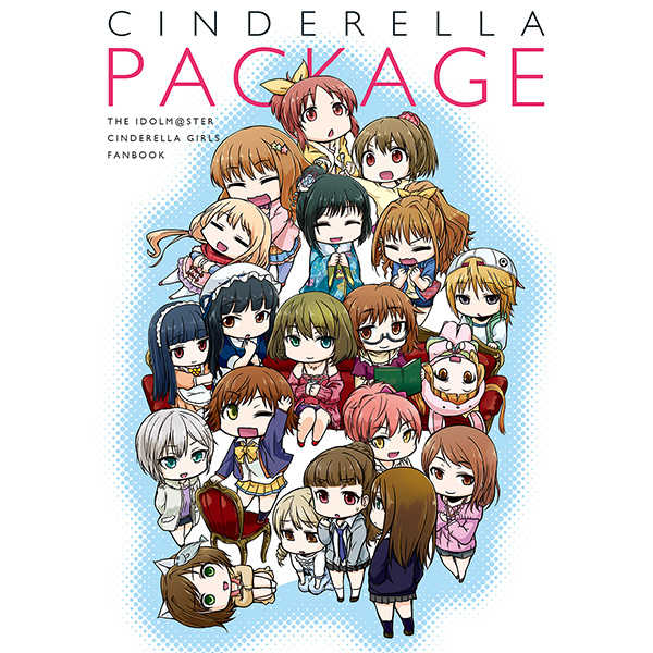CINDERELLA PACKAGE [501号室(ゆうひ)] THE IDOLM@STER CINDERELLA GIRLS