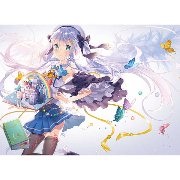 Jewel box [REVERIE(RiE)] イラスト集