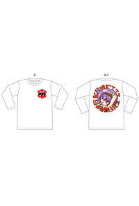 さとり様バックプリントTシャツ(長袖Lサイズ)