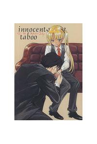 innocent taboo