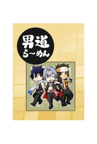 【THE 虎牙道】ストラップ&缶バッチセット