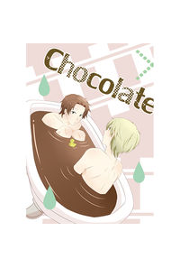 Chocolate bath time