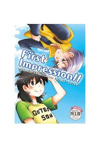 First Impression!!