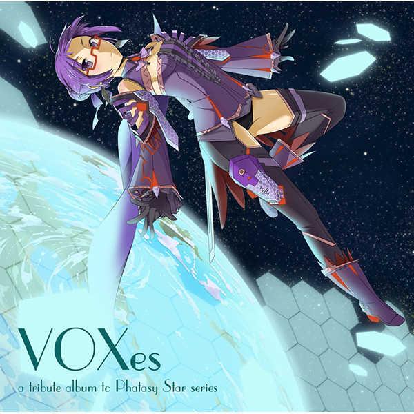 VOXes [KLV Canvas(Klavistr)] ファンタシースター