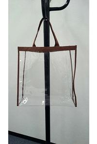 「I-bag」保護用ビニールバッグ(brown)