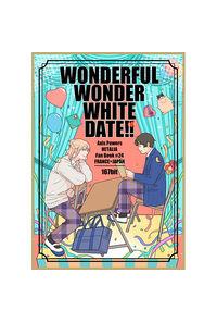 WONDERFUL WONDER WHITE DATE!