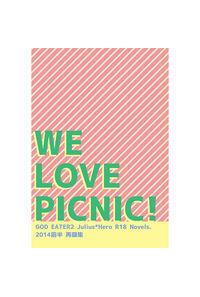 WE LOVE PICNIC!