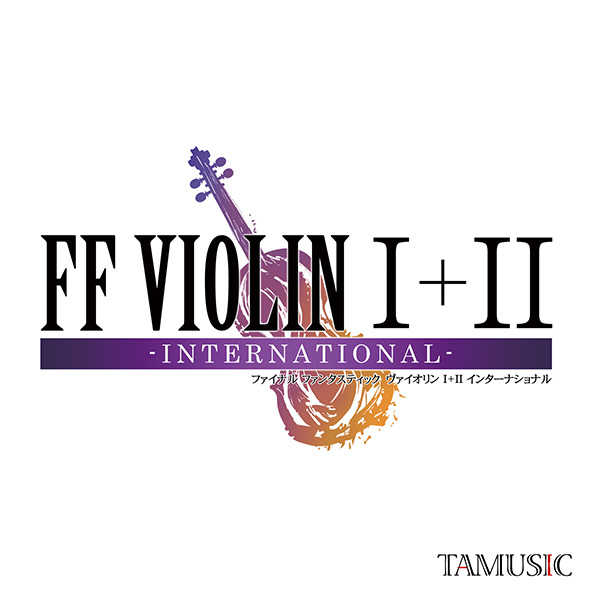 FF VIOLIN I+II -INTERNATIONAL-