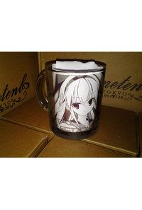 島風 グラスマグカップ