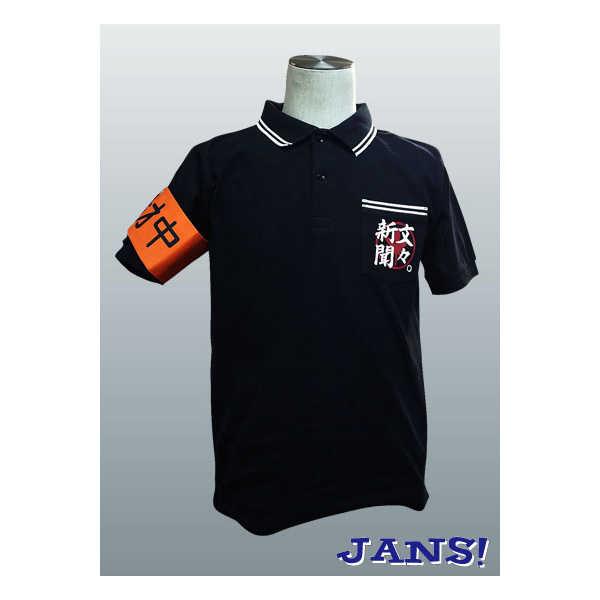 射命丸文ドライポロシャツ  Lサイズ [JANS!(Guri)] 東方Project
