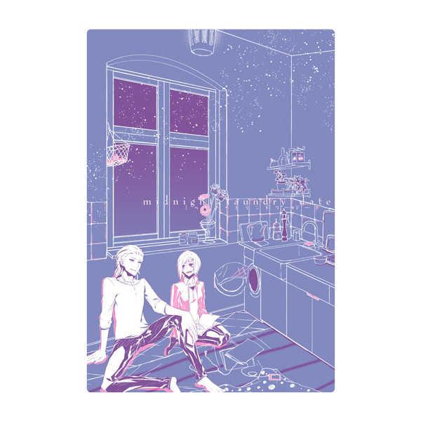 midnight laundry date [灰色(茜紅)] ファイナルファンタジー