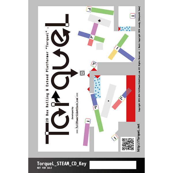 TorqueL(トルクル) for Windows [Steamキー付き]