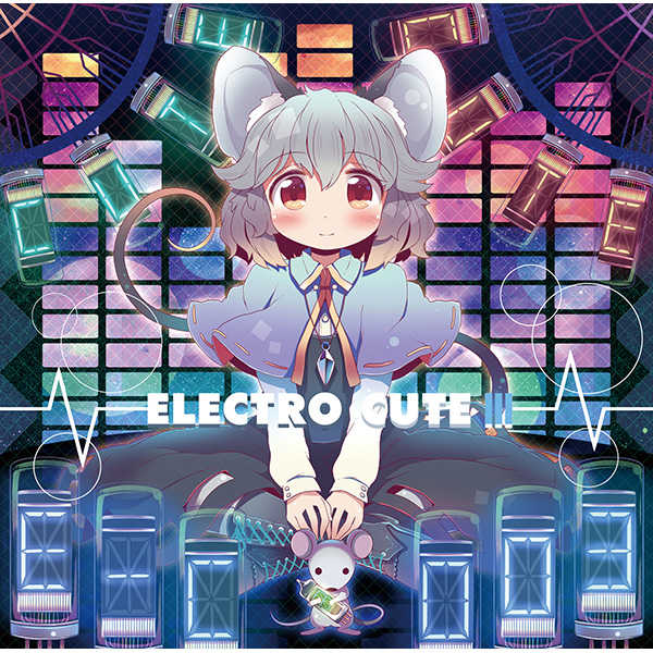 ELECTRO CUTE 3 [Rolling Contact(天音)] 東方Project