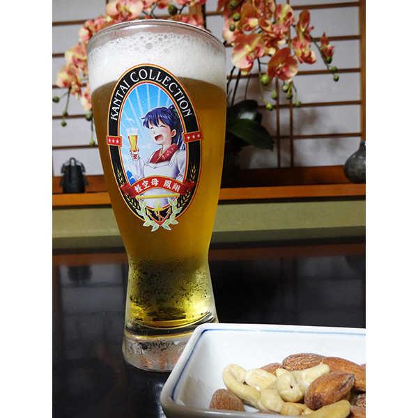 居酒屋鳳翔 ビールグラス